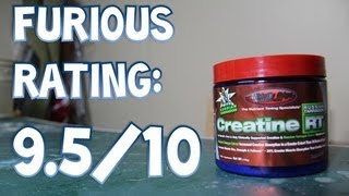 Athletic Edge Nutrition Creatine RT Supplement Review - 9.5/10