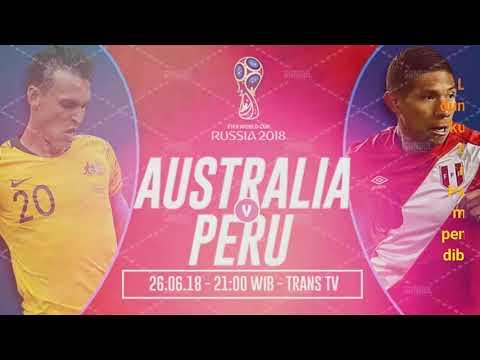PREDIKSI SKOR GRUP C AUSTRALIA VS PERU 26 JUNI 2018