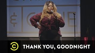 Yamaneika Saunders (Featuring Alzo Slade) - Thank You, Goodnight - Uncensored