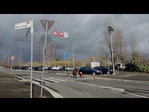 Roma, Quartiere Marconi (di Pino Ciociola)