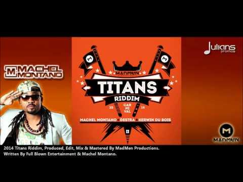Machel Montano - She Coming (Titans Riddim)