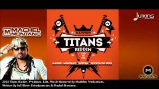 "Machel Montano - She Coming (Titans Riddim) ""2014 Trinidad Soca"""