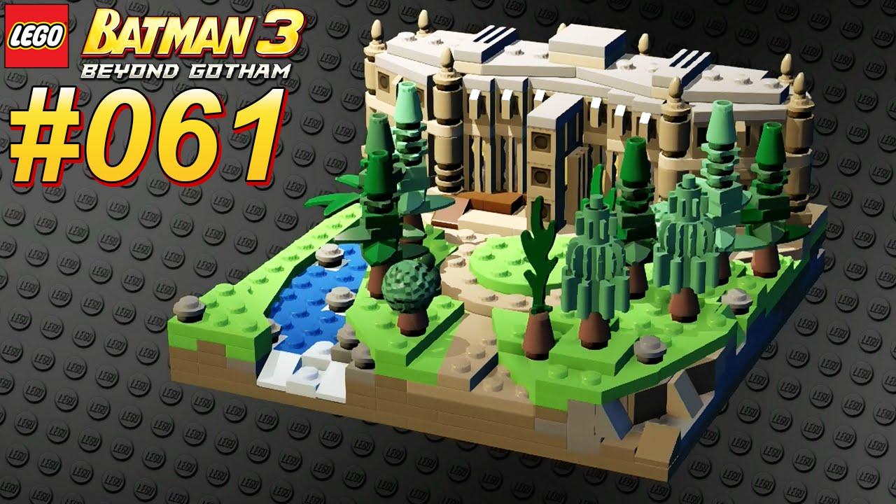 LEGO BATMAN 3 JENSEITS VON GOTHAM #061 Wayne Manor  Let's ...