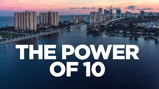 Real Estate Investing Made Simple W/ Grant Cardone - The Power of 10