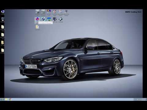 How to FDL code with E-Sys on a BMW e90 NBT EVO Head unit