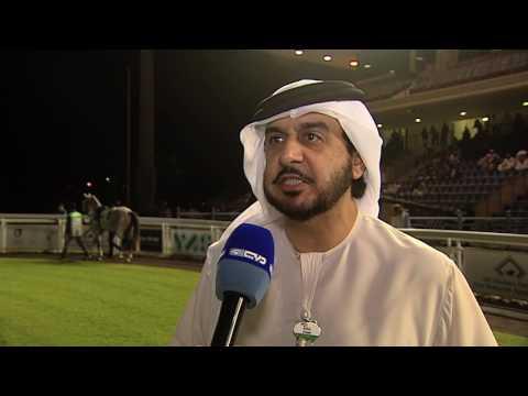 #DubaiRacing - Who'd Have A Horse? - Khalid Al Nabooda