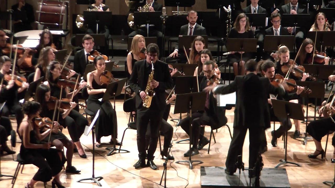 Alfred Desenclos -Prelude, Cadence et Finale- Rodrigo Pires de Lima (Arranged by Russell Peterson)