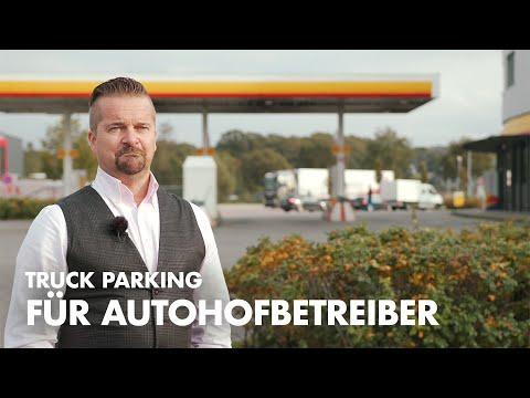 Truck Parking mit Shell und Park Your Truck – Vorteile für den Autohofbetreiber (Interview)