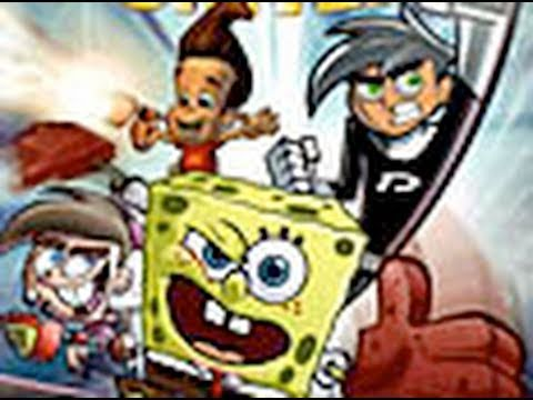 CGR Undertow  NICKTOONS UNITE for PS2 Video Game Review