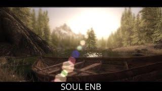 Skyrim mod spotlight 2016. SOUL ENB