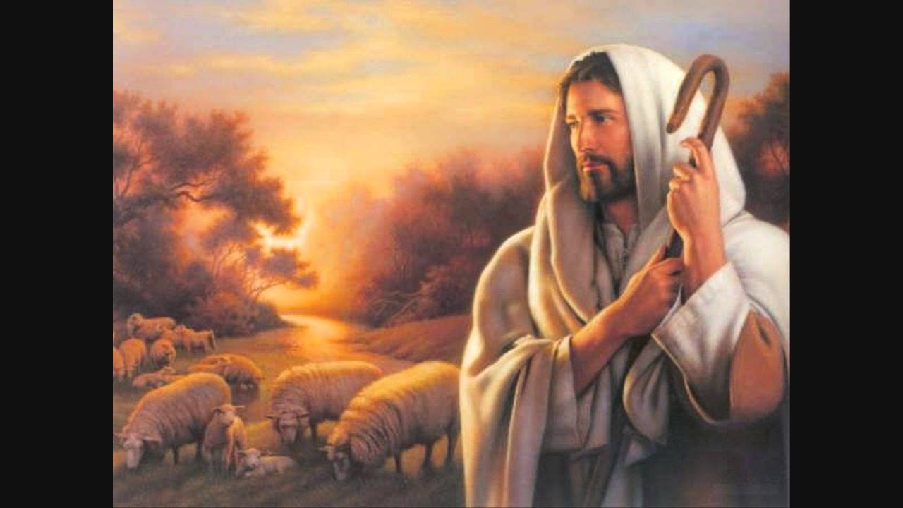 image de jesus berger