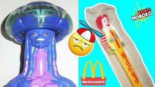7 Juguetes de La Cajita Feliz de McDonalds que NO Hicieron Feliz a Nadie | DeToxoMoroxo