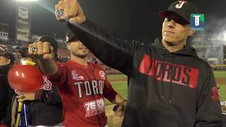 Entregan 'Anillos de Campeón' a los Toros de Tijuana