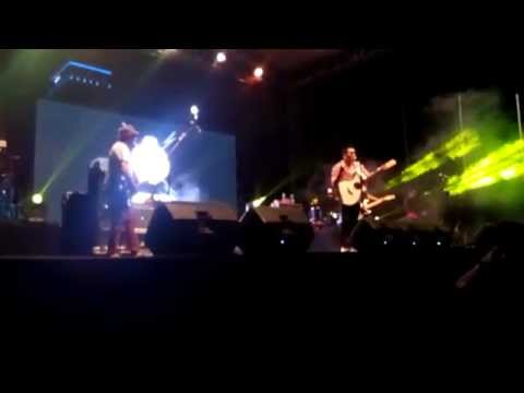 Naif - Si Mesin Waktu (Live at Greaser Party 10042015)