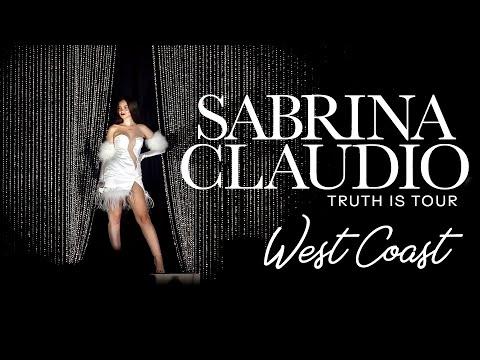 Sabrina Claudio - Truth Is Tour West Coast Vlog Mp3