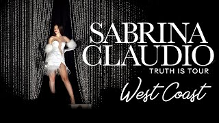 Sabrina Claudio - Truth Is Tour West Coast Vlog