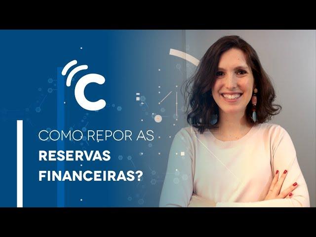 Como repor as reservas financeiras? Carol Sandler explica.