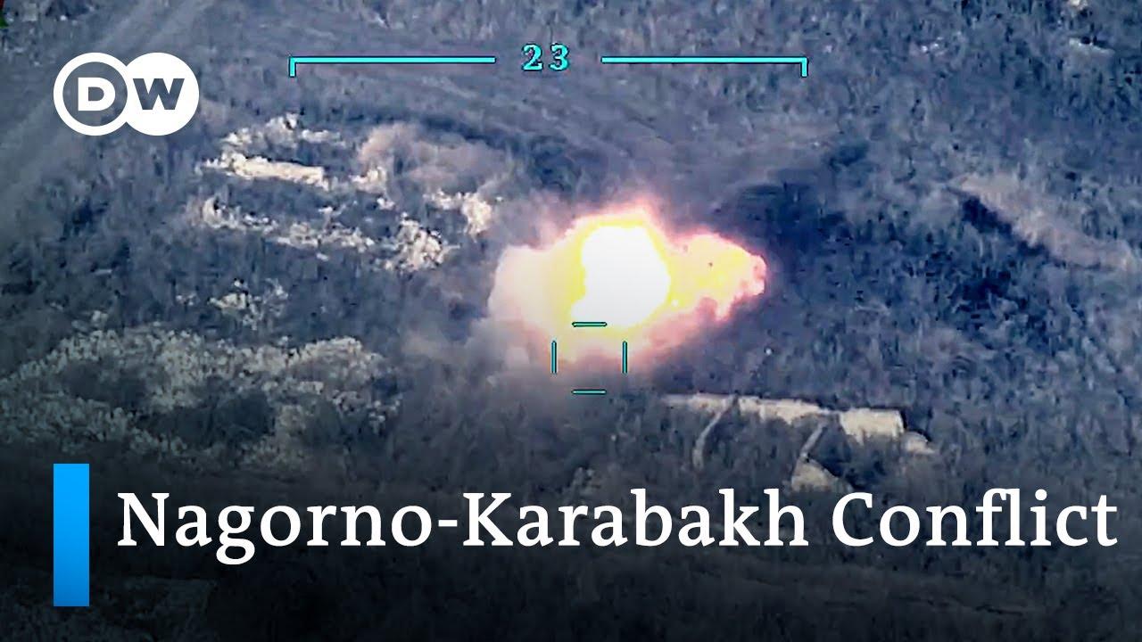 Nagorno-Karabakh: Heavy Clashes Between Armenian & Azerbaijani Forces As Both Declare State Of War