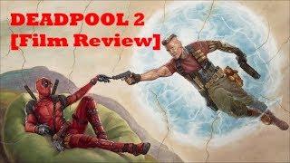 """Deadpool 2"": The funniest superhero movie since ""The Mask"""