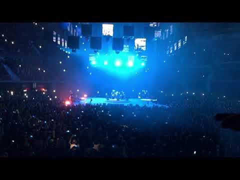 Metallica - One (Wizink Centre, Madrid, Spain 3rd February 2018)