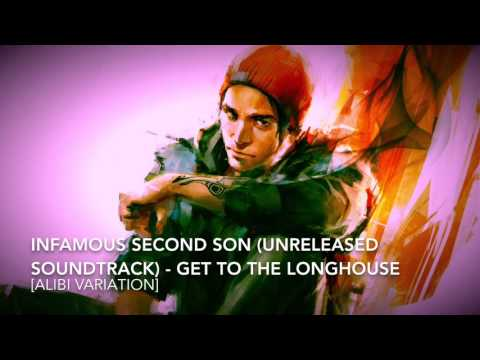inFAMOUS Second Son (Unreleased Soundtrack) - Get To The Longhouse [Alibi Variation]