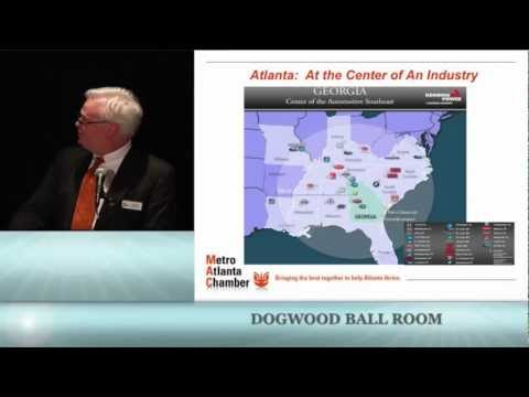 Business Forum: Why Atlanta For Business - Williams