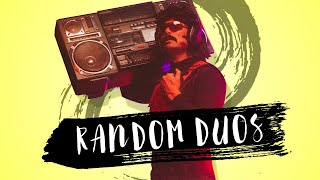 Putting the Disrespect in DrDisrespect [Random Duos]