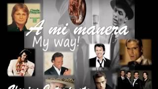 My way de F. Sinatra (A mi manera) Varios Interprete Mp3 Descarga