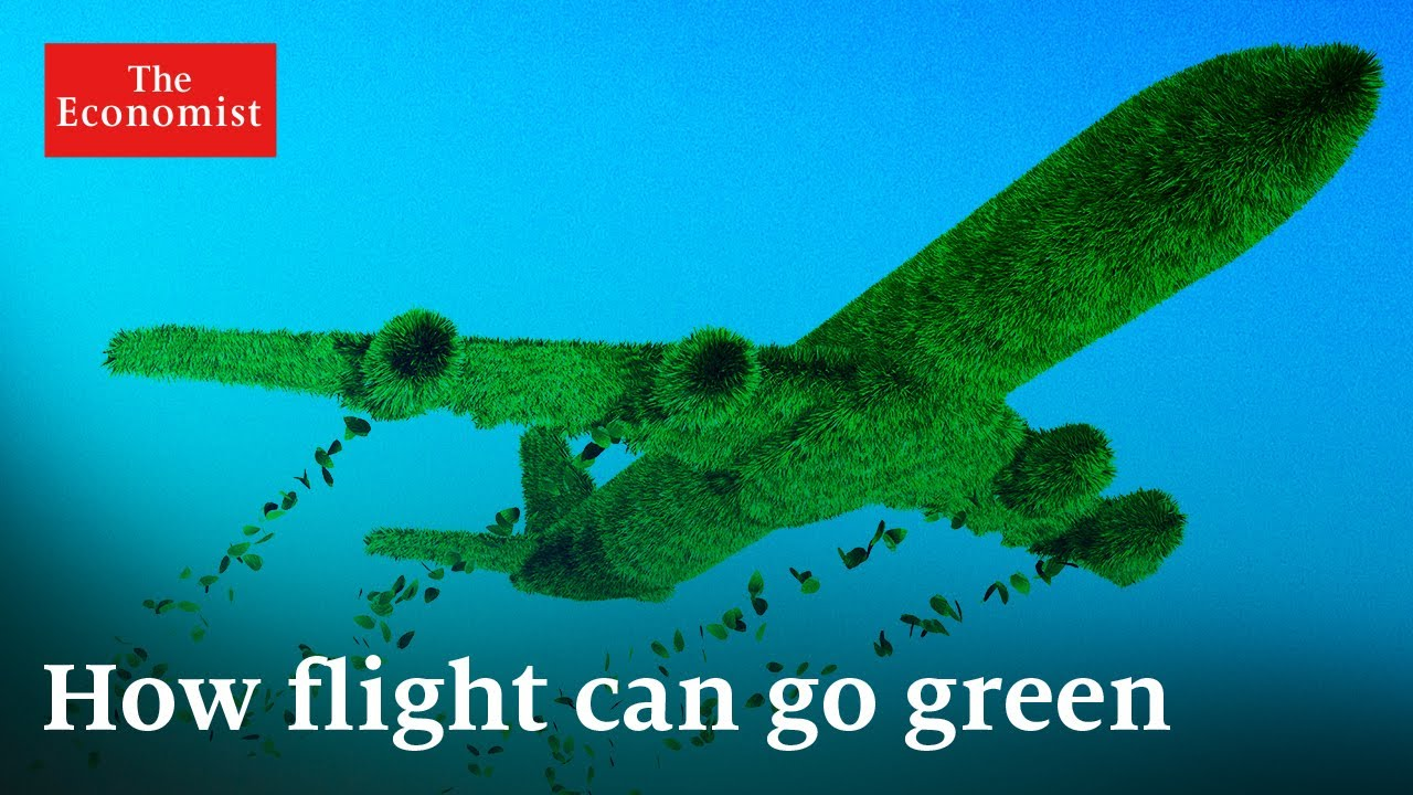 Can Flying Go Green?