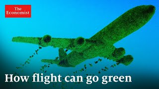 Can flying go green? | The Economist