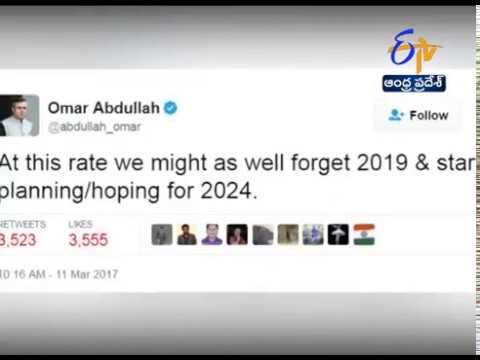 Forget 2019, Start Preparing for 2024 | Omar Abdullah Admits Future's Bleak for PM Modi's opponents