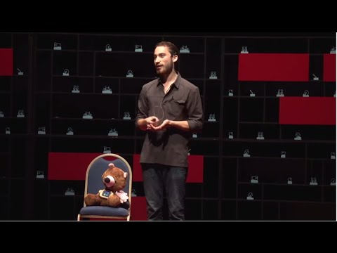 Jerry the Bear: a story of user centered product design   Aaron Horowitz   TEDxUnisinos