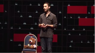 Jerry the Bear: a story of user centered product design | Aaron Horowitz | TEDxUnisinos