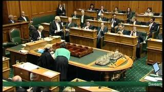 Swearing in members of Parliament - 20th December, 2011 - Part 3