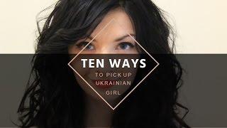 10 IDEAS How to APPROACH Ukrainian (SLAVIC) GIRLS in shopping center