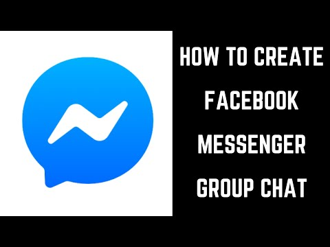 How To Create Group Chat On Facebook Messenger