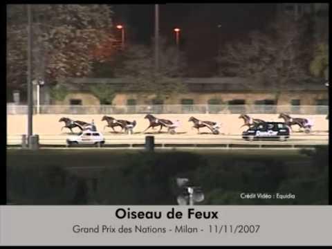 Oiseau de Feux - Grand Prix des Nations - Milan