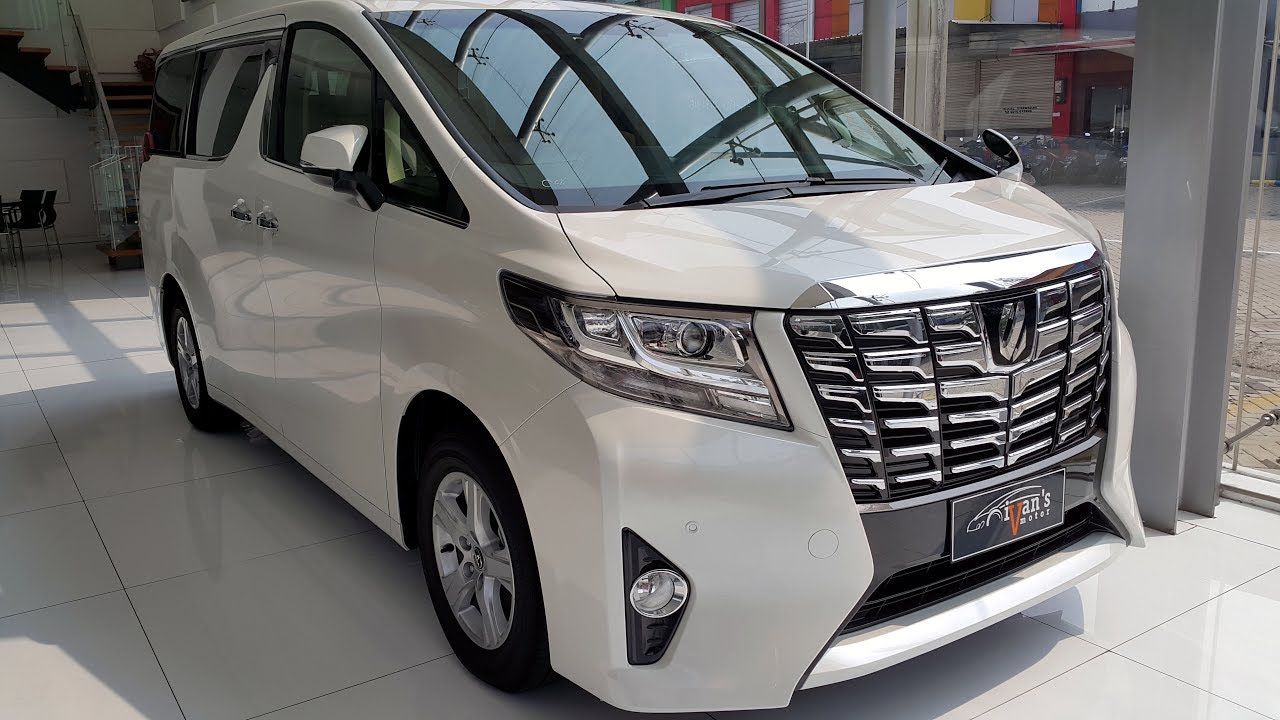 toyota all new alphard 2015 yaris trd for sale x 2 5 youtube