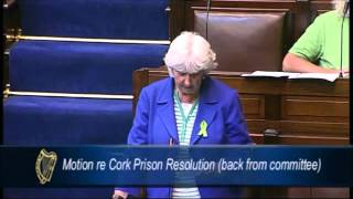 18 June Dáil Motion Cork Prison Resolution