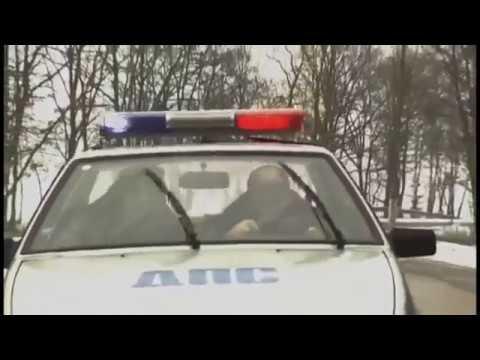 Гаишники (2008) 7 серия - car chase & crash scene