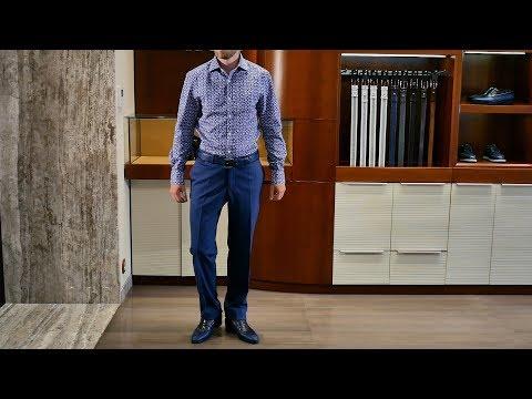 Мужской деловой дресс-код на каждый день от Artioli и Isaia, Review
