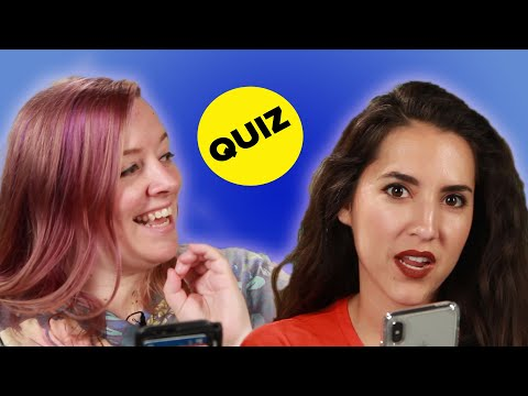 "We Take The ""What Lesbian Sex Position Are You?"" Quiz thumbnail"