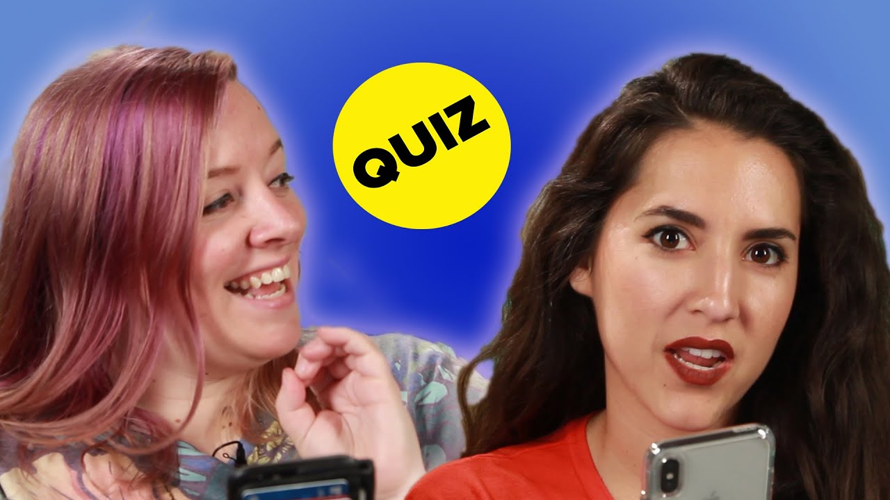 how to tell if your a lesbian quiz