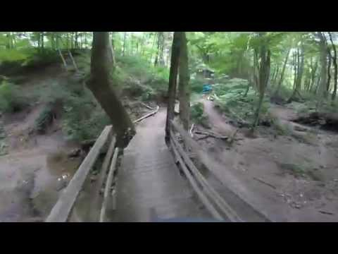 Fort Ben - Schoen Creek loop - Indianapolis, IN - GoPro Mountain Biking
