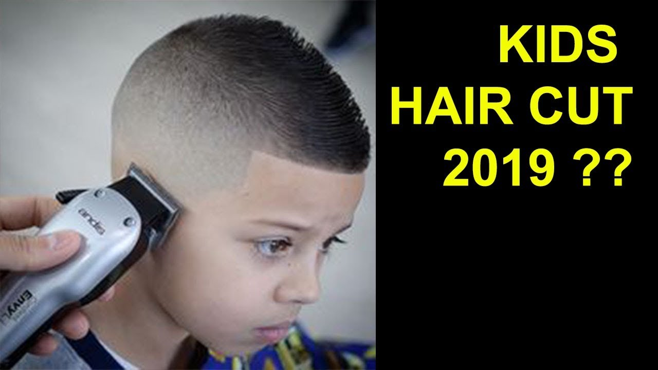 The Best Kids Hair Cut 2019 Step By Step Youtube