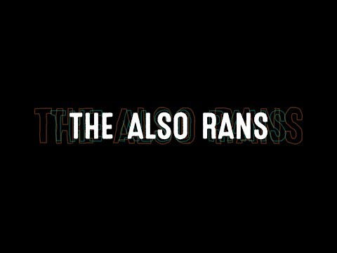 The Also Rans:  Episode 5/6 - Rock Bottom