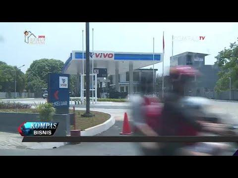 SPBU VIVO pertama di indonesia,yang hanya adadi cilangkap cipayung,wah gmna ya kedepan nya nih spbu .