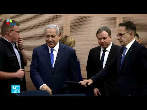 نتانياهو يتفادى انتخابات مبكرة بعد قرار وزير أساسي البقاء في الحكومة  - نشر قبل 2 ساعة