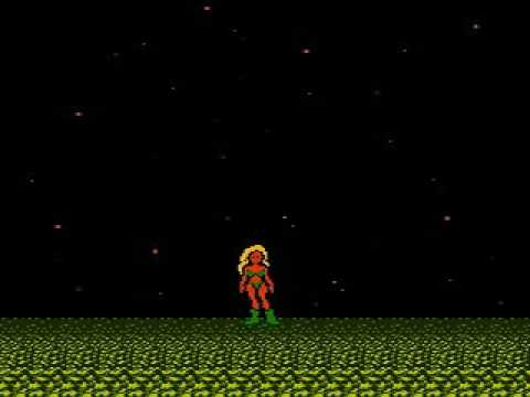 Image result for snes metroid ending
