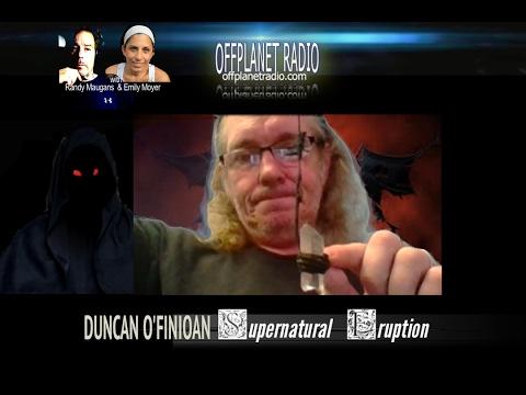 Duncan OFinioan:  Supernatural Eruption